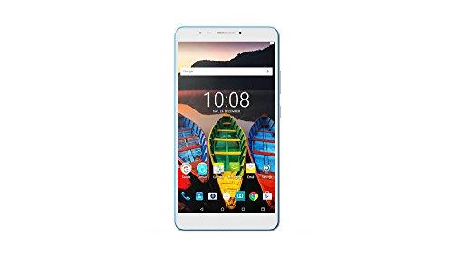 Lenovo ZA1K0012DE TAB3 7 Plus Tablet IPS, Display 17,7 cm (7 Zoll), LTE / 4G, Prozessor 1.2GHz, 2GB RAM, 16GB Festplatte, weiß