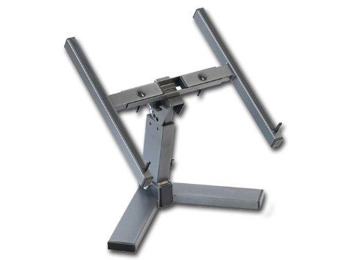 DJ Laptop Ständer/Notebook Stativ/Controller Stand, neig + höhenverstellbar