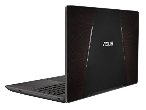 Asus FX553VD-DM013T Laptop (Windows 10, 8GB RAM, 1000GB HDD) Black Price in India