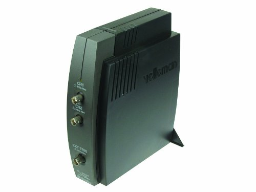 Velleman PCSU1000 USB-PC-Speicheroszilloskop