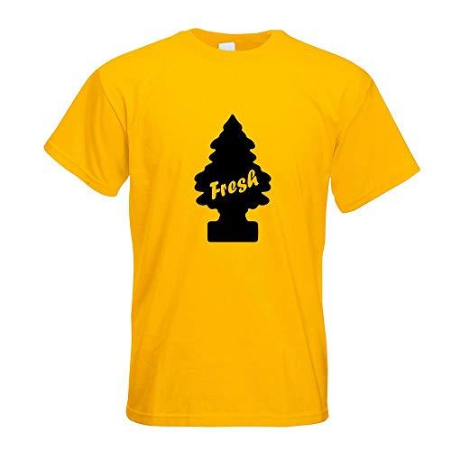 Duftbaum/Fresh /Wunder-Baum T-Shirt Motiv Bedruckt Funshirt Design Print