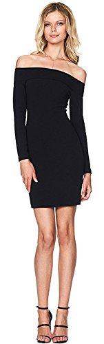 alaix-moda-donna-elasticizzato-senza-spalline-sottile-con-sexy-sera-vestito-black-large