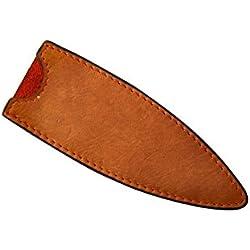 Deejo - Étui en cuir pour couteau Deejo 37g - Design et Cuir véritable - Protection optimale pour votre couteau de poche