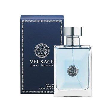 Versace Pour Homme Eau de Toilette - 100 ml (For Men)