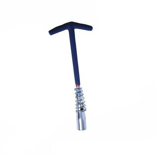 Silverline 598422 - Llave de bujía (16 mm)
