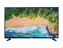 TV LED 55  SAMSUNG SMART TV 4K UHD UE55NU7092U EUROPA BLACK