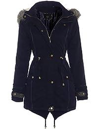 Suchergebnis auf Amazon.de für  mantel a linie damen - Damen  Bekleidung 93f4cc1614