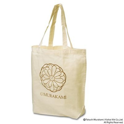 takashi-murakami-kaikaikiki-kourin-eco-shopping-bag-brown