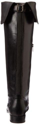 Frye Melissa OTK Boot Femmes Cuir Botte Black