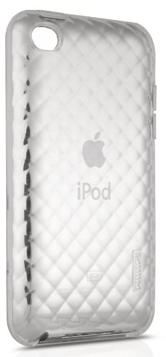 Philips DLA1286/10 Diamond Look Silikon Case für Apple iPod Touch 4G
