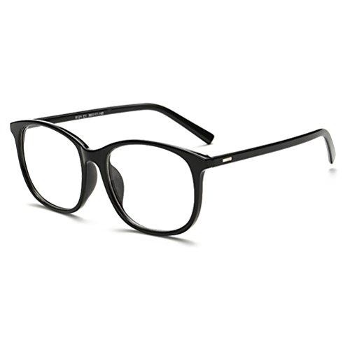 Zhhlaixing Retro Mode Eyeglasses Frame Full Spectacles Frame for Men and Women Universal