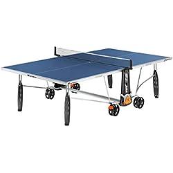 Cornilleau - Table 250S Crossover Outdoor - Bleu, Non