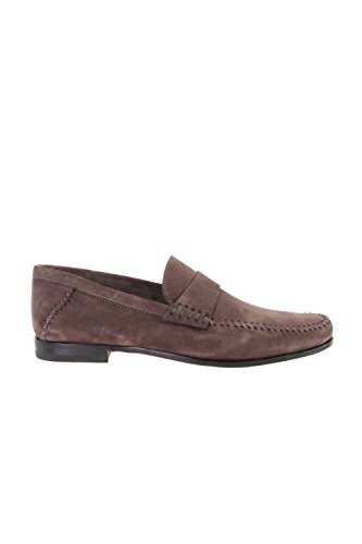 Santoni, Herren Slipper & Mokassins Marineblau