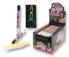 GLOW STICKS, WITH CONNECTORS 61700 By Best Price Square