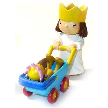 Pequena Princesa + Carrito de Topping Ice