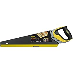 Stanley - Scie egoine coupe fine - Long. mm.450 - Ep.de lame mm.1 - Dents/pouce.11 -