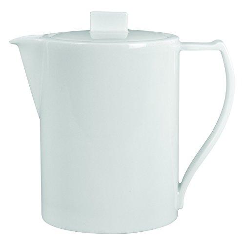 DEGRENNE - Théière 80 Cl, Porcelaine, Blanc