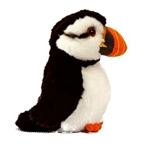 Small Puffin Soft Toy