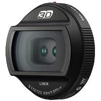 Panasonic H-FT012E LUMIX G 3D-Objektiv F12 / 12,5 mm schwarz