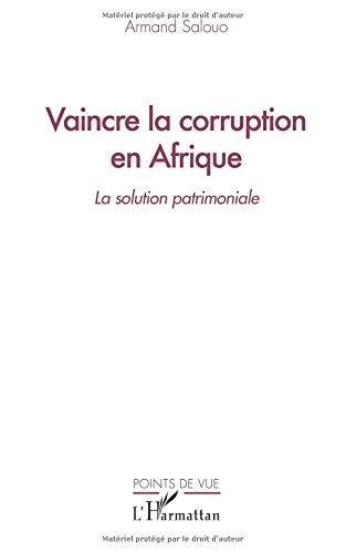 Vaincre la corruption en Afrique