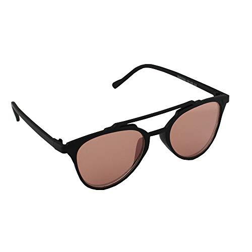 Visionmania Sonnenbrille UV 400 Aviator Rosa Reflektierend 1814B_6