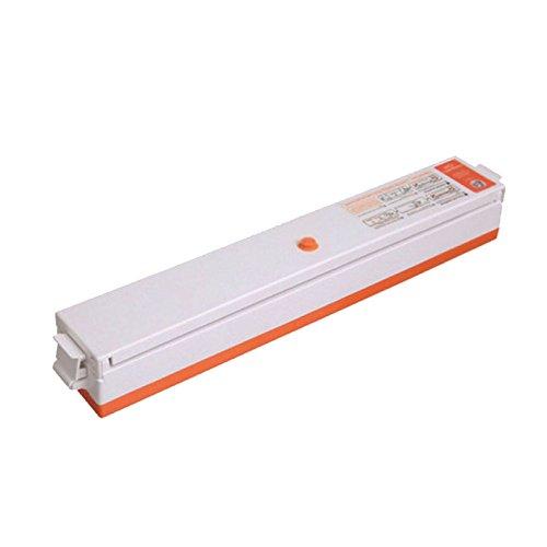 Vacuum Sealer Automatische Kleine Vakuumverpackungsmaschine Haushaltskommerzielle Verschließmaschine Plastiktüte Verschließmaschine,Orange