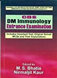 CBS DM Immunology: Entrance Examination