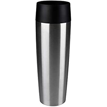 emsa 515614 travel mug grande mug isotherme fermeture par pression quick press 100 herm tique. Black Bedroom Furniture Sets. Home Design Ideas