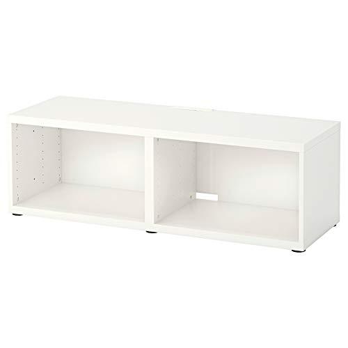IKEA Asie Besta TV Banc, Blanc