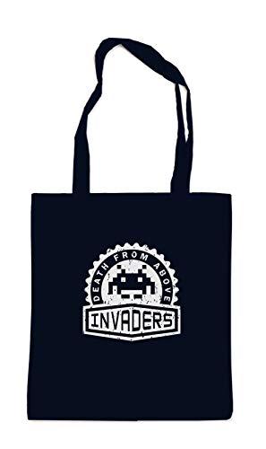 Certified Freak Space Invaders Bag Black
