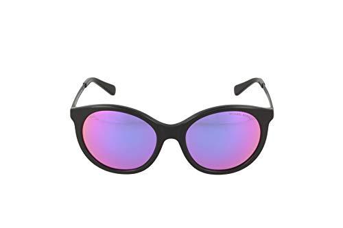 Michael Kors Damen SEASIDE GETAWAY 321013 55 Sonnenbrille, Brown Medley/Smokegradient,