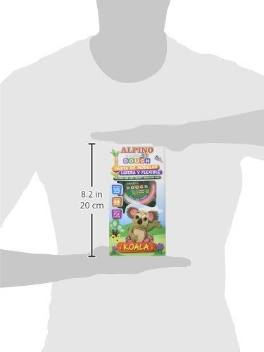 Alpino – Magic Dough Koala, Pack de Pasta de modelar (DP000153)