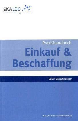 Praxishandbuch Einkauf & Beschaffung
