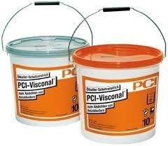 PCI VISCONAL Ölkeller Schutzanstrich Heizöl Keller Beschichtung ROT 5L Eimer