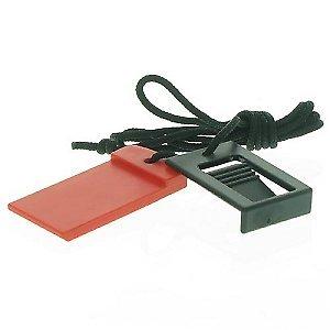 Laufband Sicherheit Schlüssel profrom 2,5cm flach - Proform Schlüssel Laufband