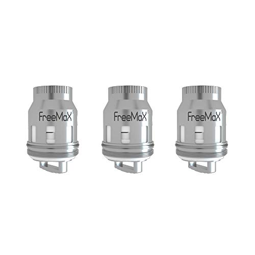 Freemax Mesh Pro Coils,Replacement Coils for Freemax Mesh Pro Tank(0.15ohm Quad)
