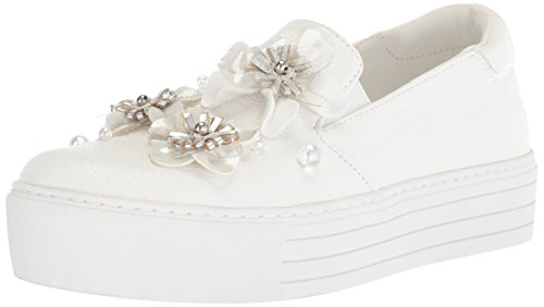 Kenneth Cole Reaction Women's Cheer Floral Platform Slip Sneaker