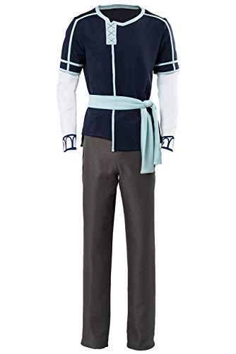 Karnestore Sword Art Online Alicization Kazuto Kirigaya/Kirito Outfit Cosplay Kostüm Herren ()