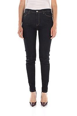 GFP082BLEUVINTAGE Prada Jeans Women Cotton Blue