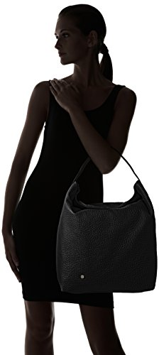 Think! - Think! Bag, Borsa a spalla Donna Nero (Nero 00)