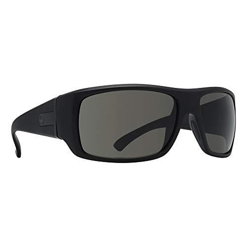 Dragon Sonnenbrille Matte Black H2O Smoke VANTAGE 39318-002 - Für H2o Sonnenbrille Männer Dragon