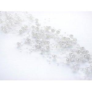 Perlen-Verzierung für Dekorationszwecke, 5Stück, Partydeco GP1