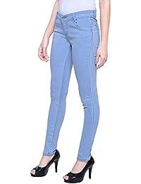 Dassler Slim FIT Women's Stretchable Denim Jeans