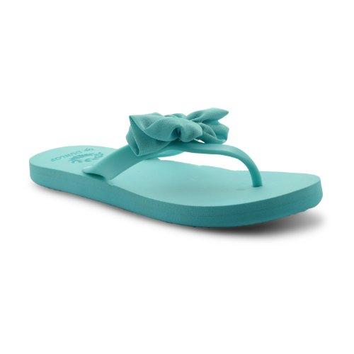 Dunlop , Damen Dusch- & Badeschuhe Grün grün Aquablau
