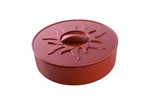 Nordic Ware Tortilla-Wärmebehälter, 25,4cm Tortilla Keeper