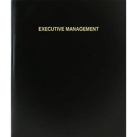 Gestión BookFactory® Ejecutivo Libro de registro/diario/diario página–120, 8,5