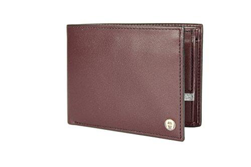 AIGNER Leder Portemonnaie (0001 Antic)