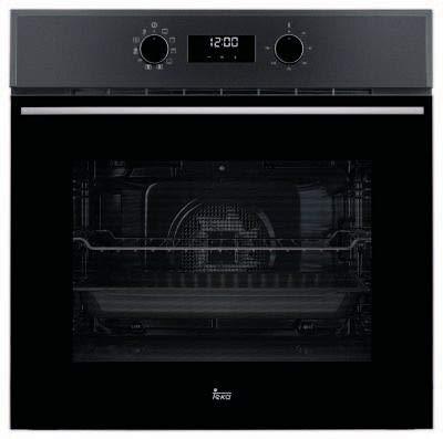 Teka HSB 630 - Horno eléctrico, Medio, 70 L, 2615 W, color Negro