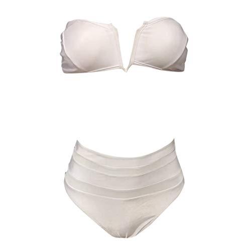 riou Bikini Push Up de Mujer Mujeres Conjunto de Traje de BañO...