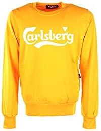 Amazon.it  Carlsberg - Felpe senza cappuccio   Felpe  Abbigliamento 653255888413